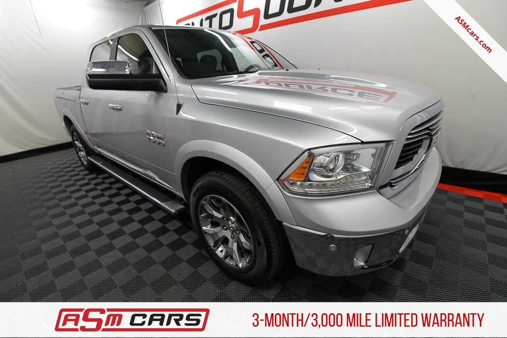 Pre-Owned 2018 Ram 1500 Limited