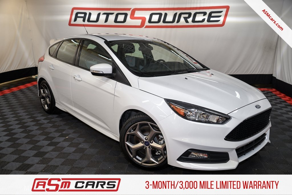 Pre Owned 2018 Ford Focus St