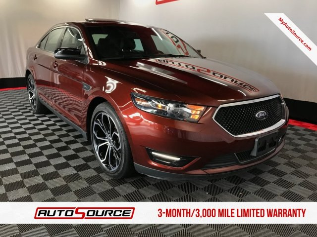 2016 Ford Taurus Sho >> Pre Owned 2016 Ford Taurus Sho 4dr Car In Windsor Co 24269