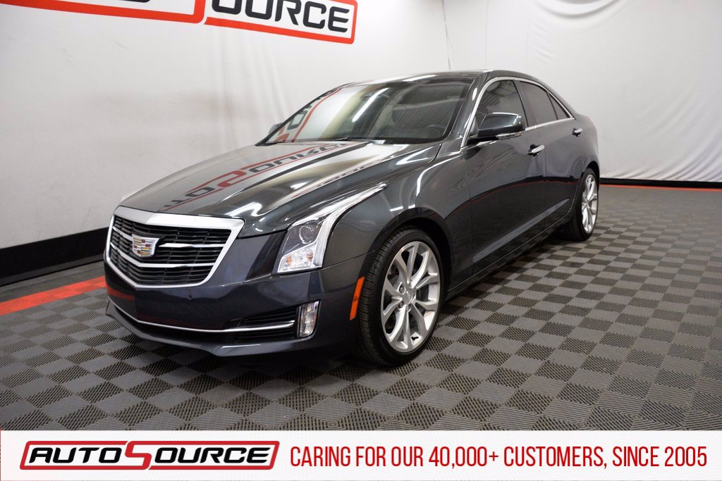 Pre-Owned 2017 Cadillac ATS 3.6L Premium Performance