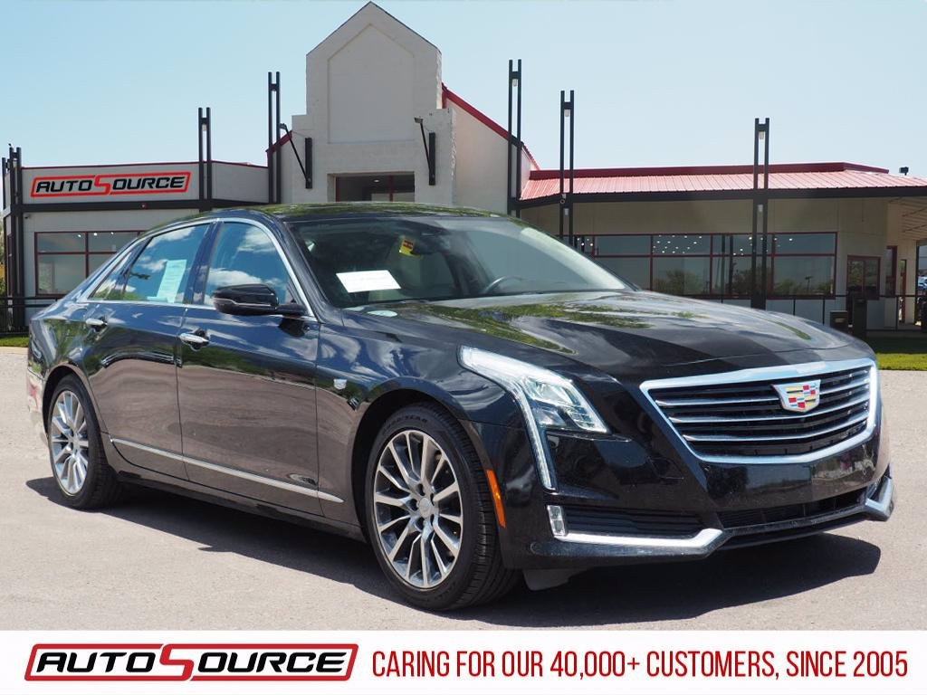 Pre-Owned 2017 Cadillac CT6 3.6L Luxury