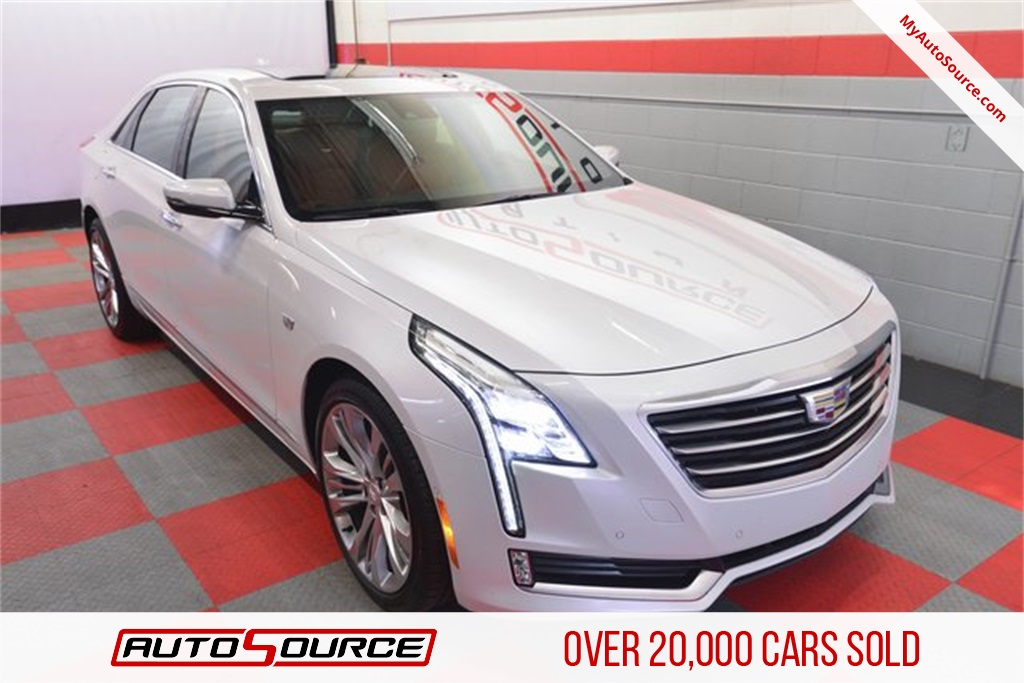 pre owned 2017 cadillac ct6 3 0l twin turbo premium luxury 4d sedan in woods cross ut h152619. Black Bedroom Furniture Sets. Home Design Ideas