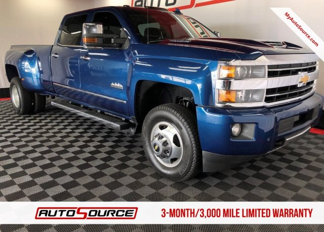 2018 Chevrolet Silverado 3500HD High Country 4WD | CO – Windsor