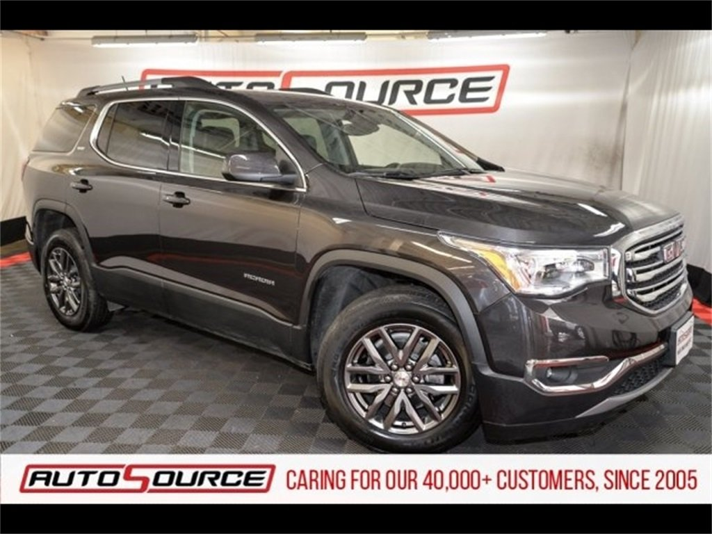 Pre-Owned 2019 GMC Acadia SLT-2
