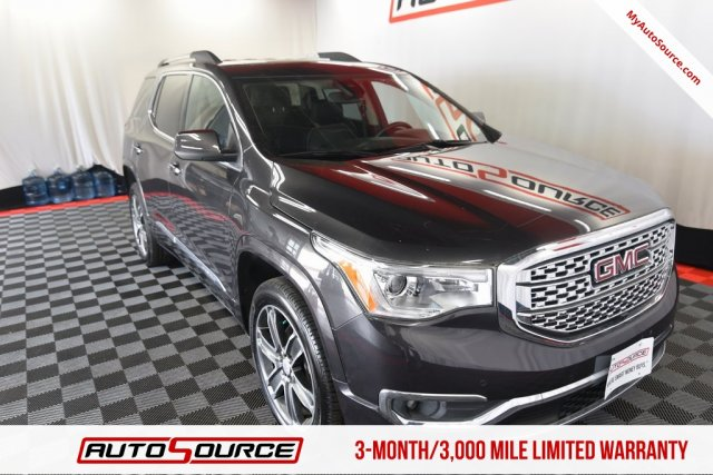 2017 GMC Acadia Denali AWD | CO – Windsor