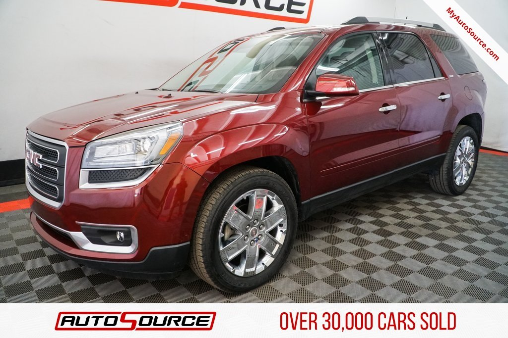 Pre Owned 2017 Gmc Acadia Limited