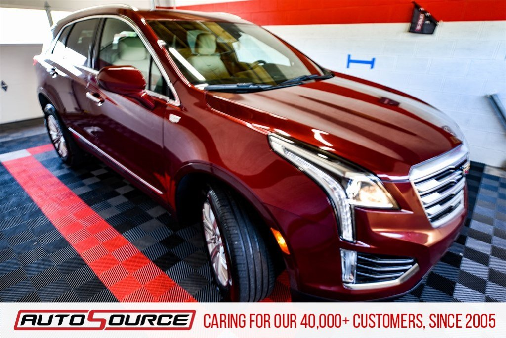 Pre-Owned 2018 Cadillac XT5 Base