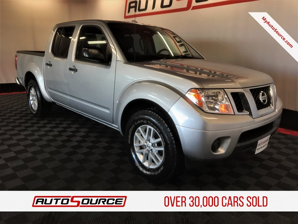 Pre Owned 2016 Nissan Frontier Sv