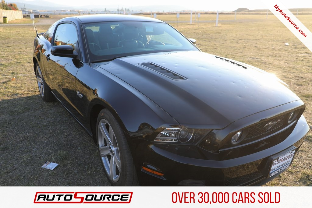 Pre Owned 2014 Ford Mustang Gt Premium 2d Coupe In Post Falls Id