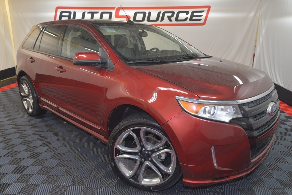 pre-owned 2013 ford edge sport 4d sport utility in colorado springs