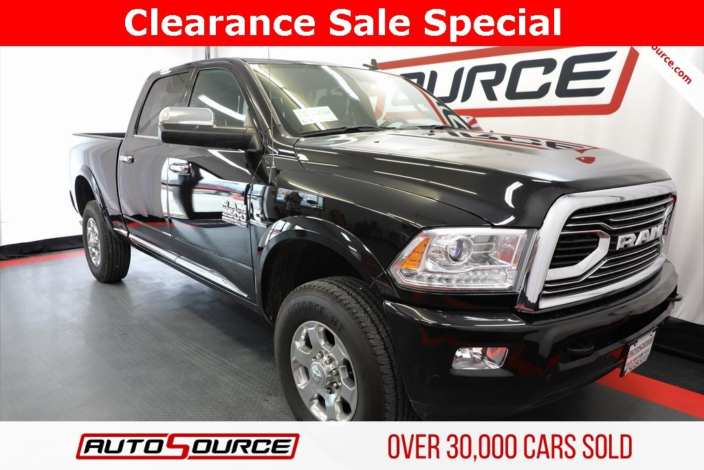 Pre-Owned 2017 Ram 3500 Limited