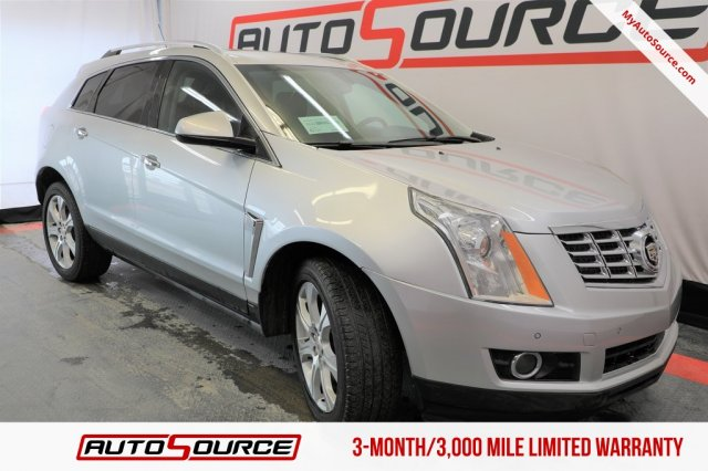 Pre-Owned 2016 Cadillac SRX Performance Collection