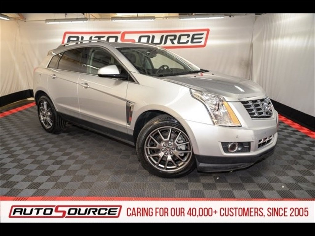 Pre-Owned 2016 Cadillac SRX Performance