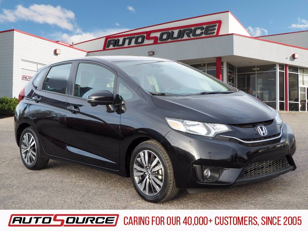 Pre-Owned 2015 Honda Fit EX-L
