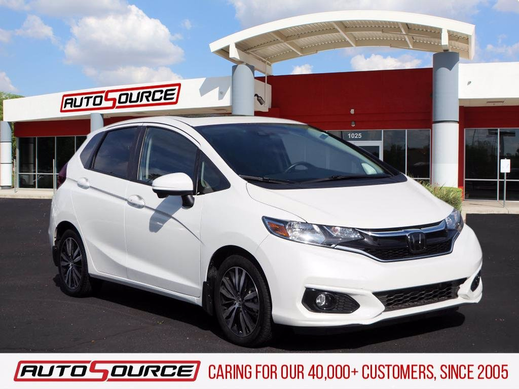 Pre-Owned 2019 Honda Fit EX-L