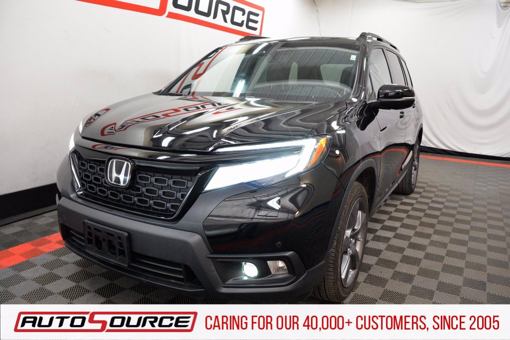 Pre-Owned 2019 Honda Passport Touring