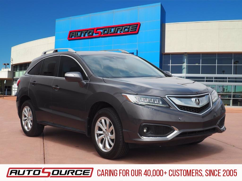 Pre-Owned 2018 Acura RDX Advance Package