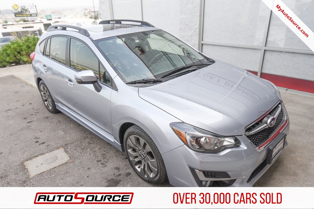 Pre-Owned 2016 Subaru Impreza 2.0i Sport Limited