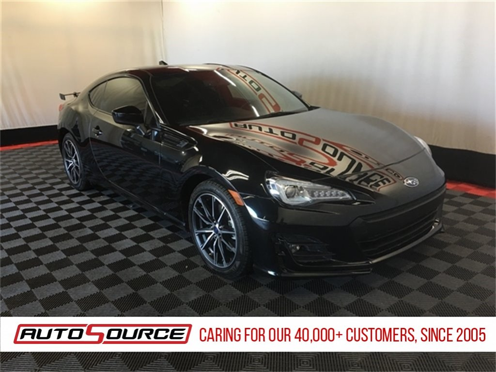 Pre-Owned 2018 Subaru BRZ Limited