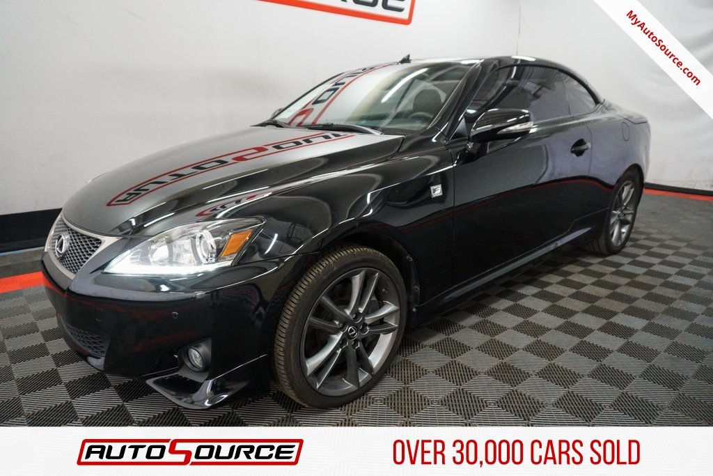 Pre-Owned 2015 Lexus IS 350C 350 C