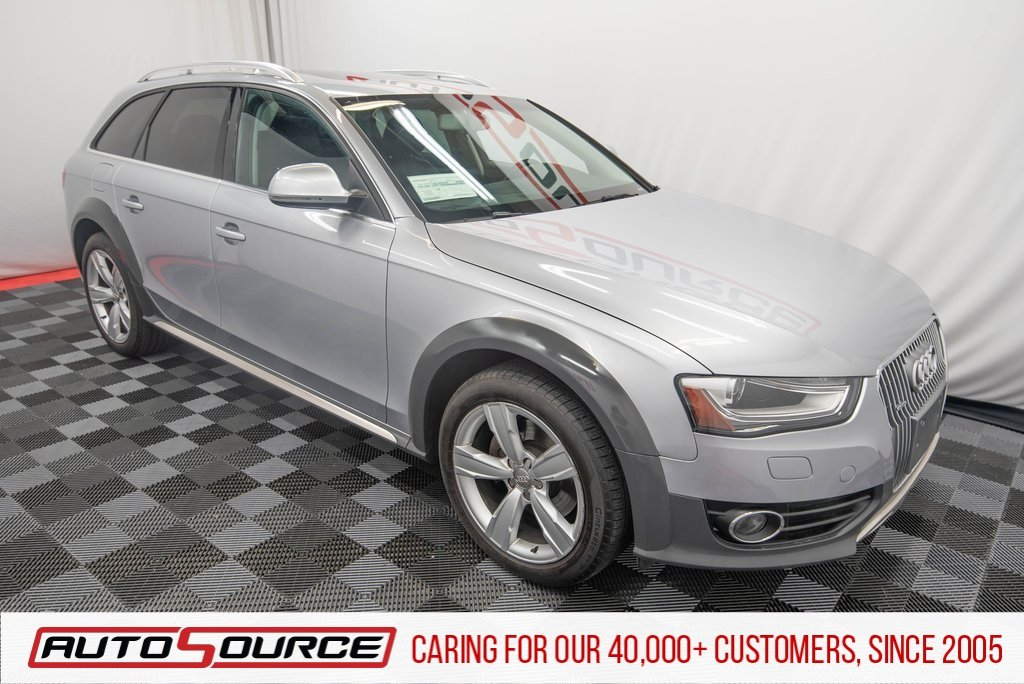 Pre-Owned 2016 Audi allroad 2.0T Premium Plus