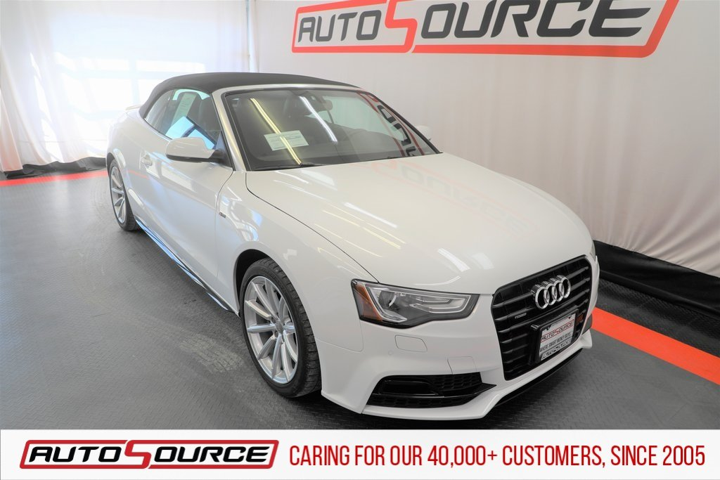 Pre-Owned 2017 Audi A5 2.0T Sport