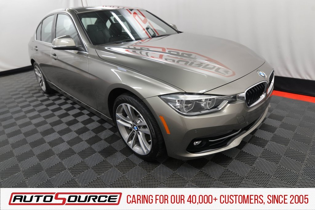 Pre-Owned 2016 BMW 3 Series 340i xDrive