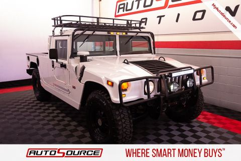 Pre-Owned 2003 Hummer H1 Open Top