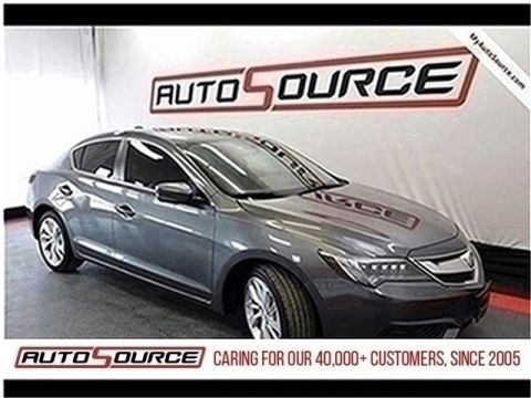 Pre-Owned 2017 Acura ILX Base