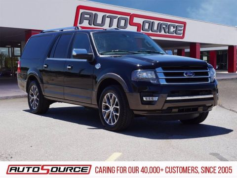 Pre-Owned 2017 Ford Expedition EL King Ranch