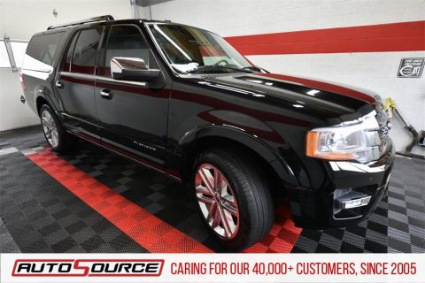 Pre-Owned 2017 Ford Expedition EL Platinum