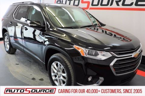 Pre-Owned 2019 Chevrolet Traverse LT