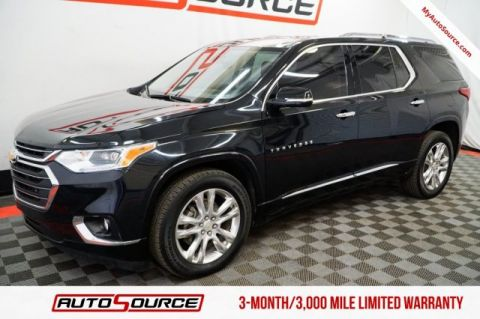 Pre-Owned 2019 Chevrolet Traverse High Country