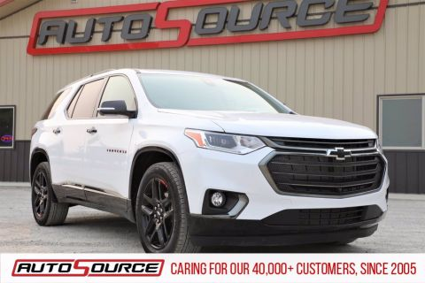 Pre-Owned 2020 Chevrolet Traverse Premier