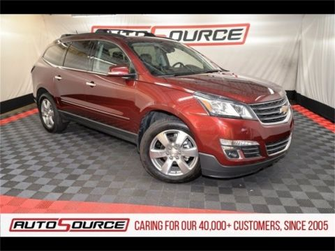 Pre-Owned 2017 Chevrolet Traverse Premier