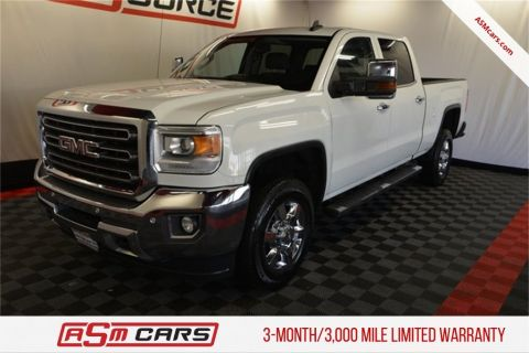 Pre-Owned 2015 GMC Sierra 3500HD available WiFi SLT