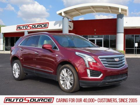 Pre-Owned 2017 Cadillac XT5 Premium Luxury