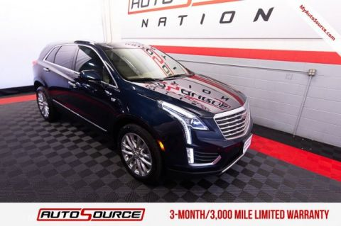 Pre-Owned 2017 Cadillac XT5 Platinum AWD