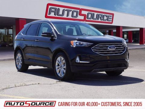 Pre-Owned 2020 Ford Edge Titanium