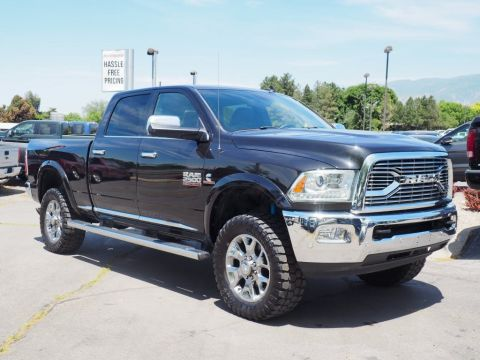 Pre-Owned 2017 Ram 2500 Limited