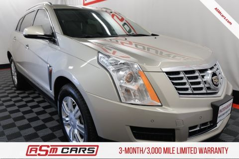 Pre-Owned 2016 Cadillac SRX Luxury Collection