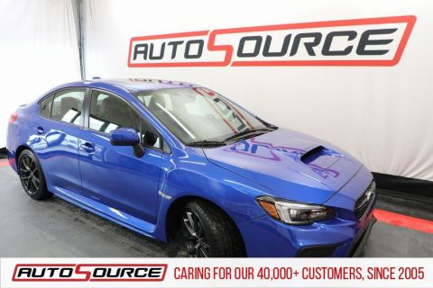 Pre-Owned 2018 Subaru WRX Limited