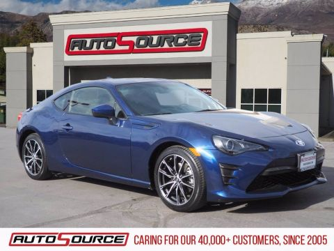 Pre-Owned 2018 Toyota 86 Base