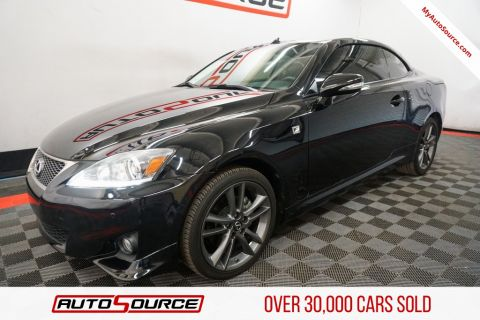 Pre-Owned 2015 Lexus IS 250 C