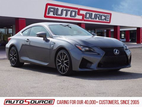Pre-Owned 2015 Lexus RC F