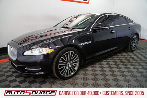 Pre-Owned 2013 Jaguar XJ XJL Ultimate