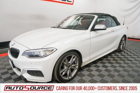 Pre-Owned 2015 BMW 2 Series M235i