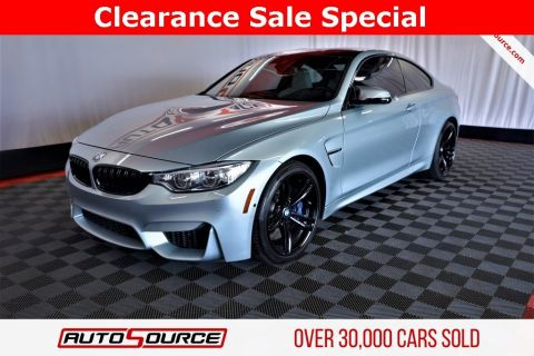 Pre-Owned 2017 BMW M4 Competition Package