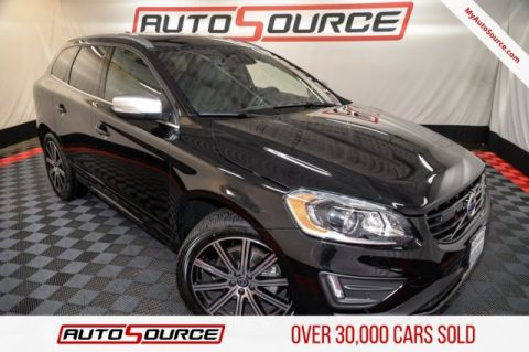 Pre-Owned 2017 Volvo XC60 R-Design